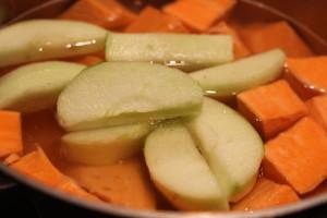 Sweet Potato Apple