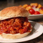 Turkey Apple Sloppy Joes