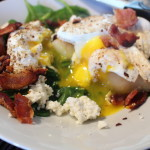 Sunny Spinacia Breakfast Bowl