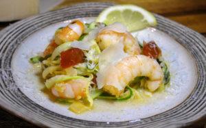 Simply the Best Shrimp Scampi