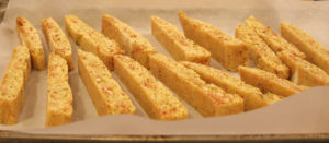 Christmas Biscotti Cooked