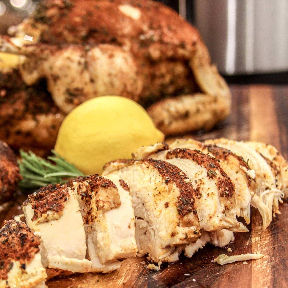 Instant Pot Whole Chicken The Salted Pepper