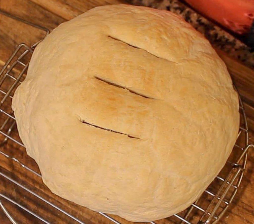 Easy Homemade Bread In The Ninja Foodi The Salted Pepper