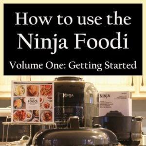 How to use the Ninja Foodi