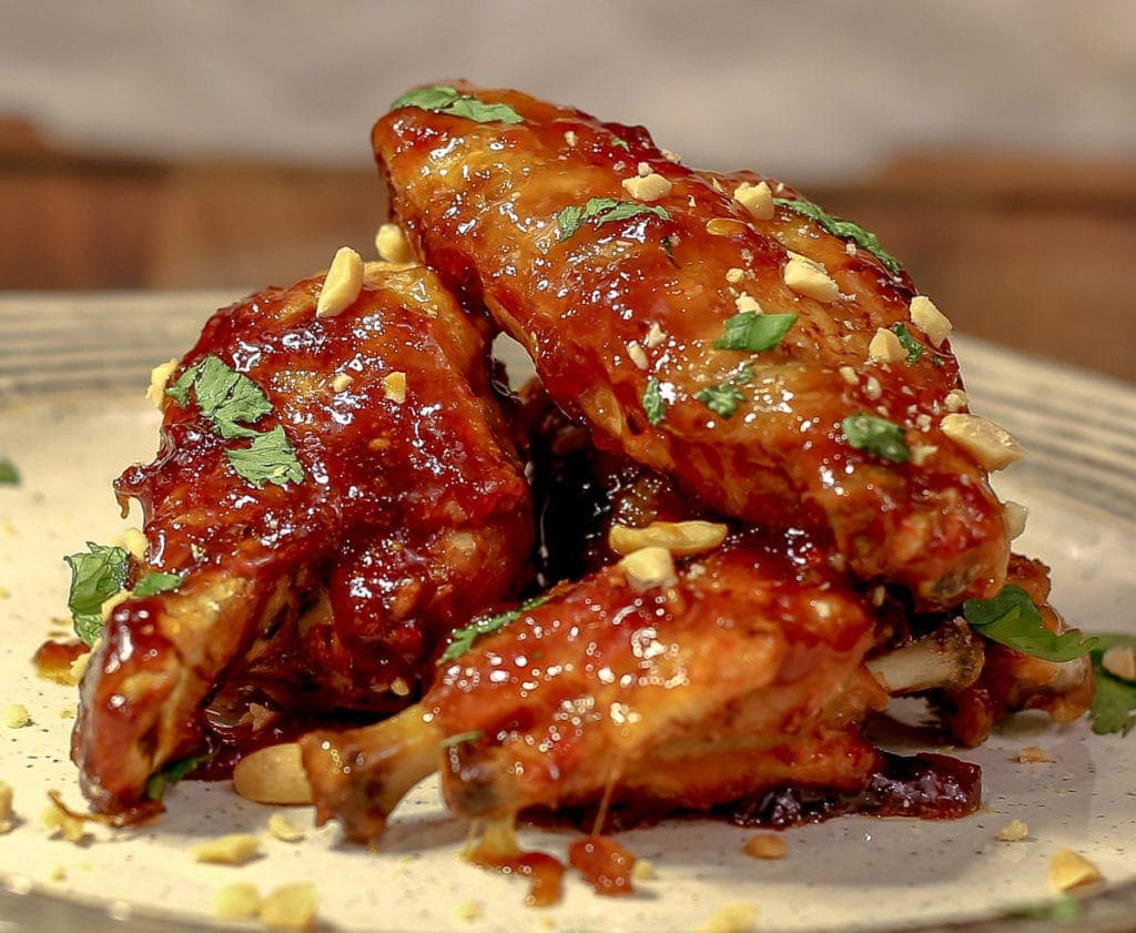 Ninja Foodi Asian Wings