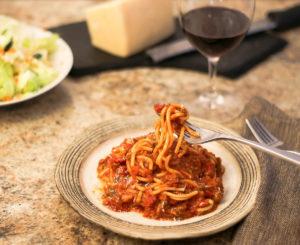 Ninja Foodi Spaghetti Recipe
