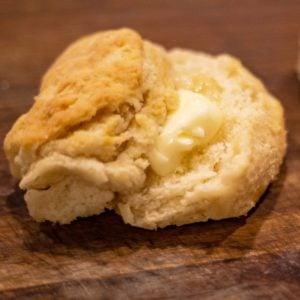 Easy Homemade biscuits in the Ninja Foodi