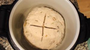 Irish Soda Bread in the Ninja Foodi pot