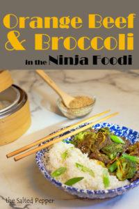 Orange Beef & Broccoli pin