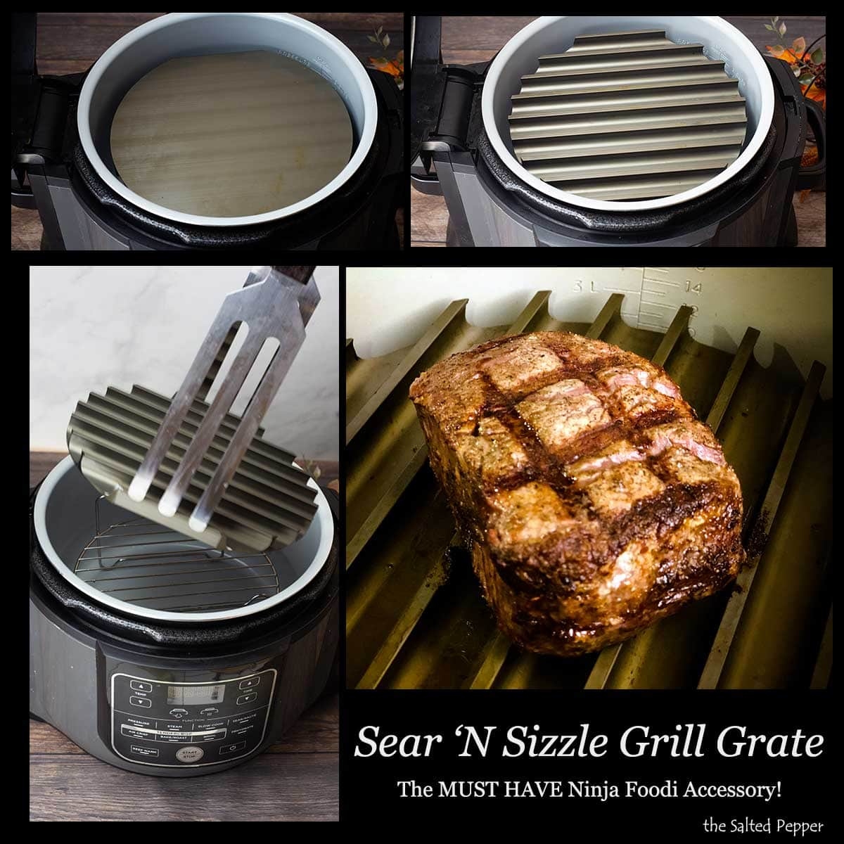 Sear 'N Sizzle graphic