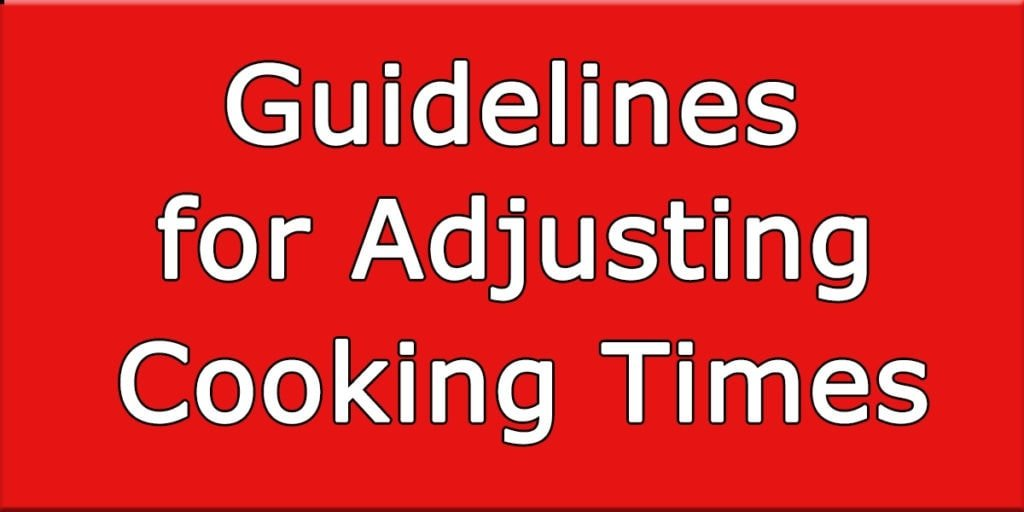 Guidelines graphic