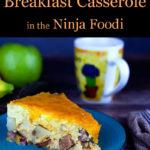 Breakfast casserole pin