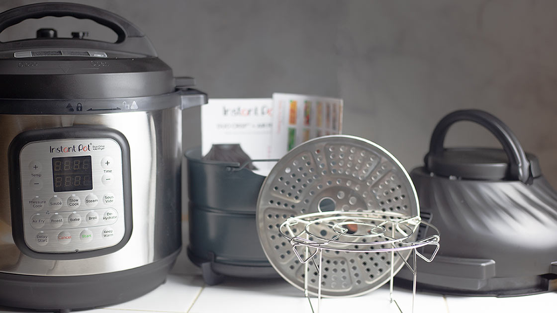 Instant Pot Duo Crisp Review What Does This Appliance Do Let S Find Out The Salted Pepper