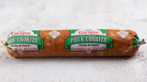 Picture of Chorizo sausage I used