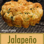 Jalapeno cheddar pull apart brea