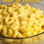 Ninja Foodi Mac & Cheese close up