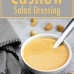 Simple and Easy Homemade Salad Dressing in the Ninja Foodi Cold & Hot Blender or any high speed blender.