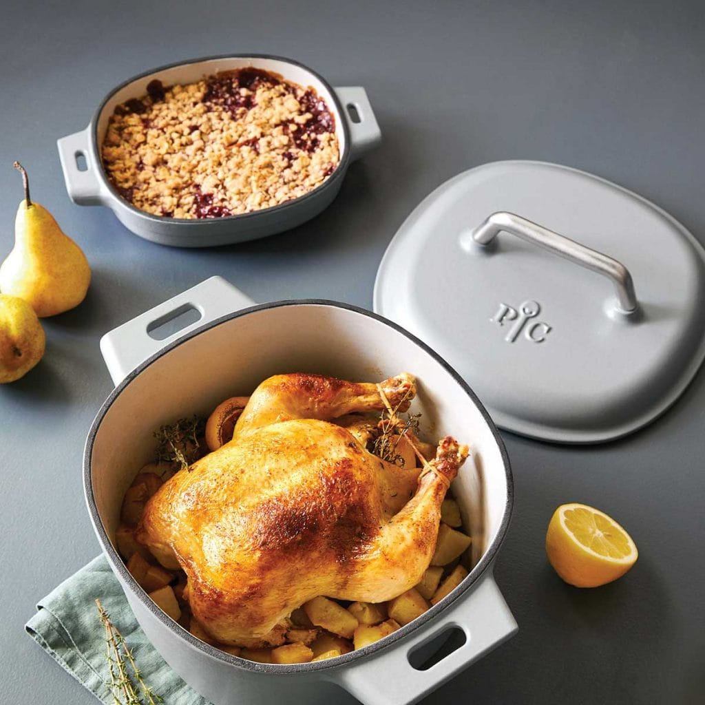 6 qt Dutch Oven from Pampered Chef