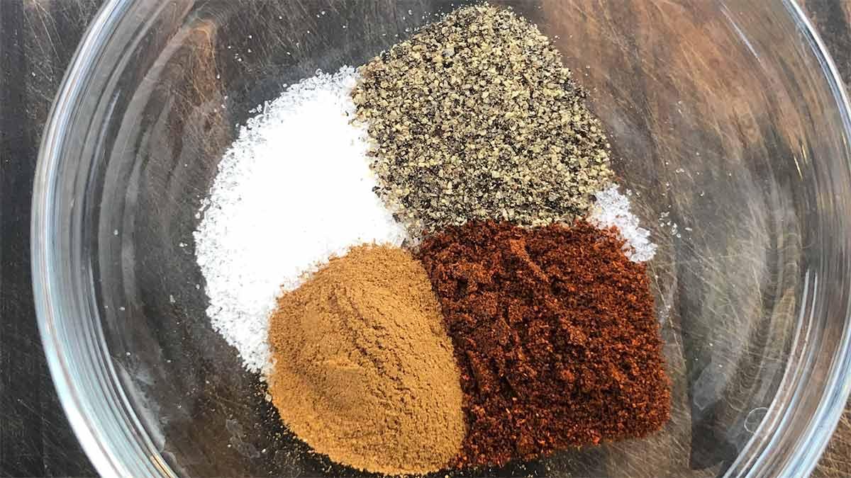 spice rub for sheet pan pork chops