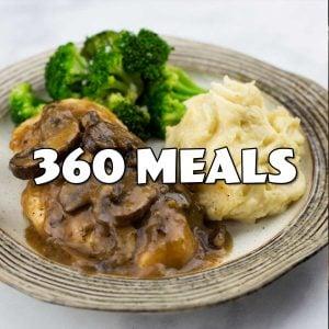 Ninja Foodi 360 Meals