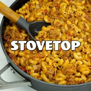 Stove Top Recipes
