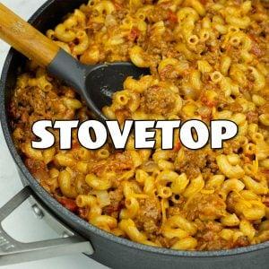 Stove Top Recipes