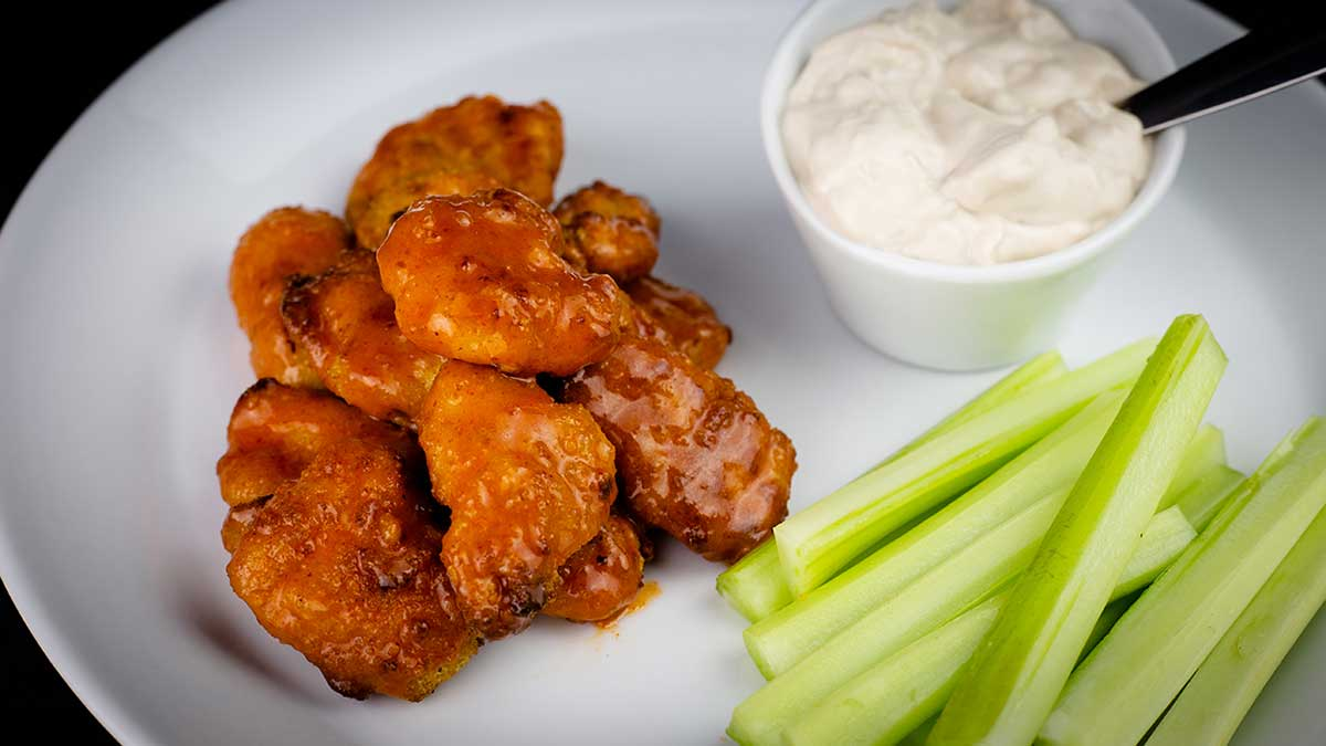 air fryer boneless wings